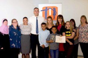 Pye Bank pupils praised