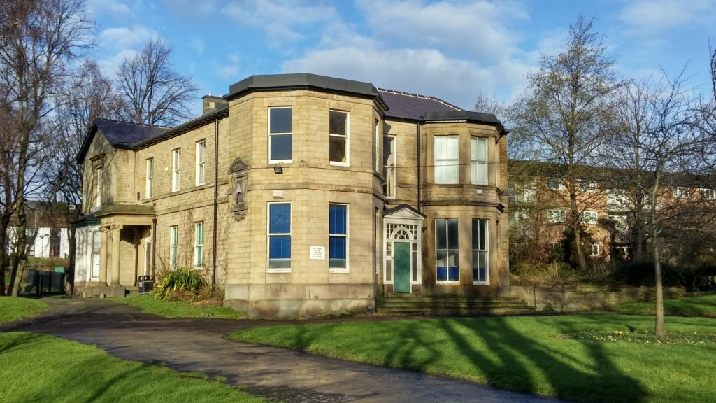 Abbeyfield Park House