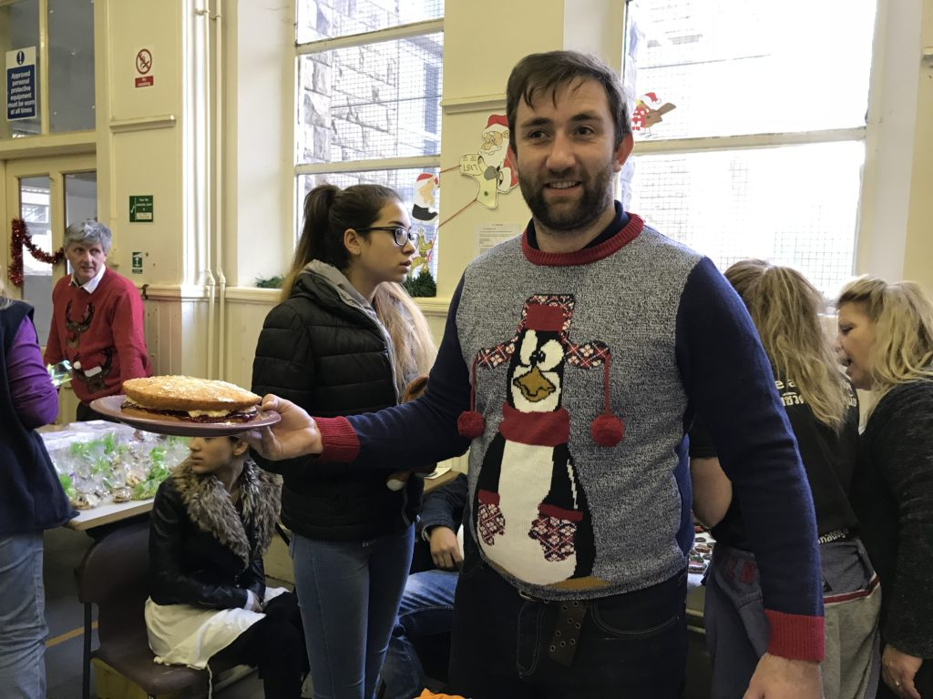 Endeavour Christmas fair