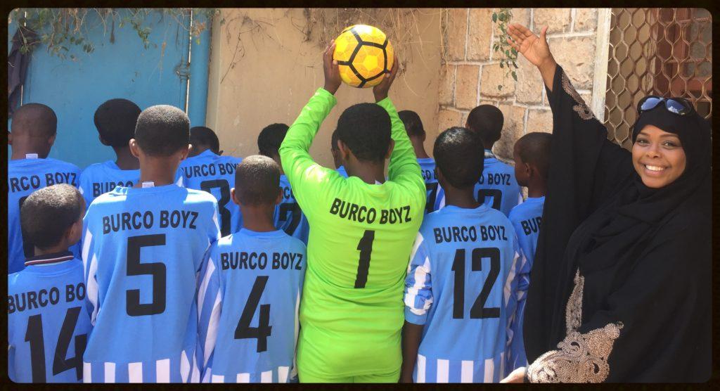 Burco footballers