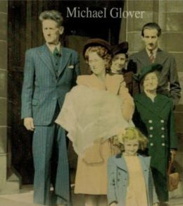 Michael Glover and his family
