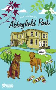 Abbeyfield tea towel