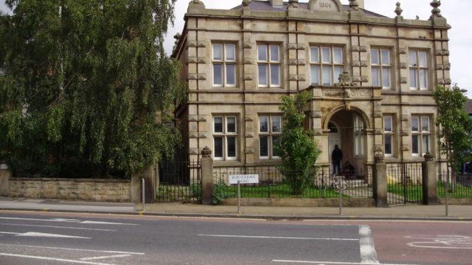 Vestry Hall