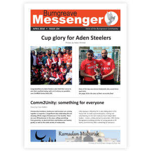 Burngreave Messenger Issue 134 April 2018