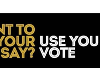 Want to have your say? Use your vote.