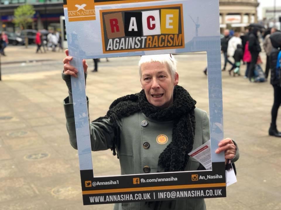 Race against racism