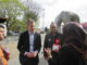 Mayor Dan Jarvis on the streets