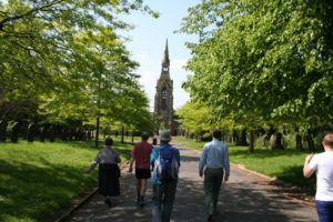 Accompanied walk in Burngreave Cemetery @ Burngreave Cemetery