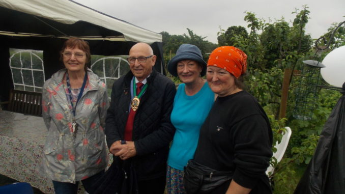 Hope in the community garden