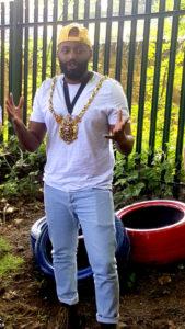 Magid the Mayor