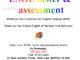 ESOL taster at Oasis Academy Firvale