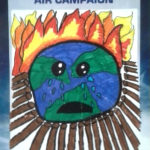Burngreave Clean Air poster