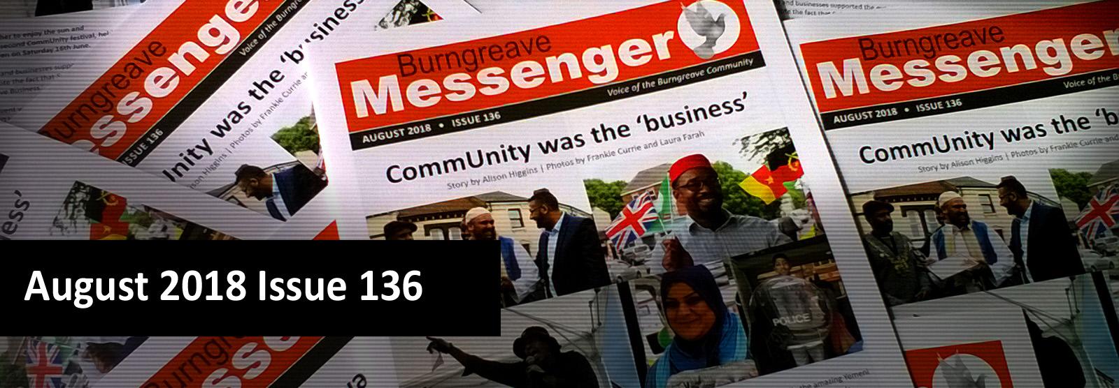 Messenger spread Aug 2018 header small