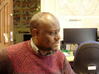 A different kind of life - Abdirahman Ahmed Ali