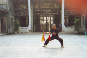 Five Animals Lau Gar Kung Fu Training @ St James Church
