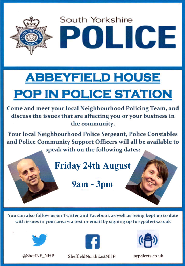 Pip-in police station 24th August