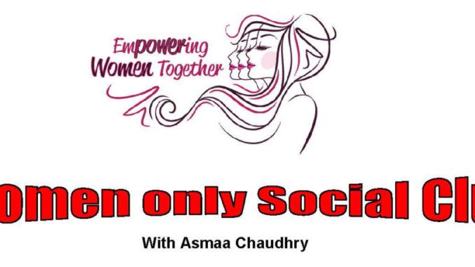 Women only social club