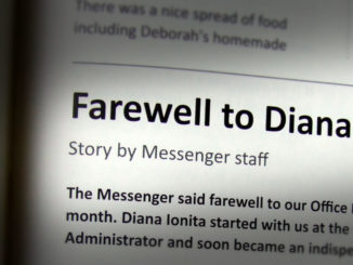 Farewell to Diana