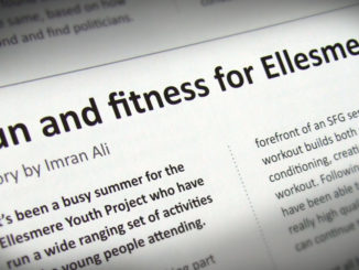 Fun and fitness for Ellesmere