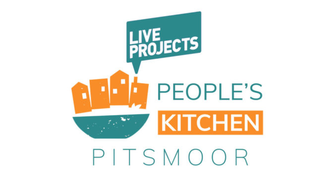People's Kitchen Pitsmoor Live Projects