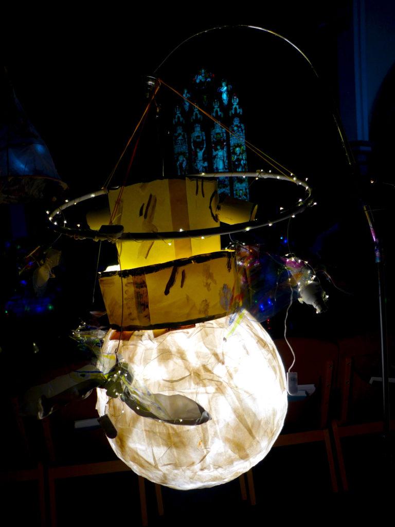 Abstract Lantern