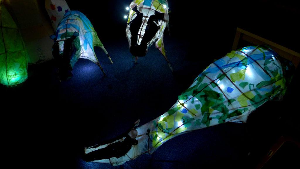 Underwater Creature Lanterns