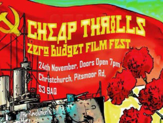 Cheap Thrills 24th Novermber 2918