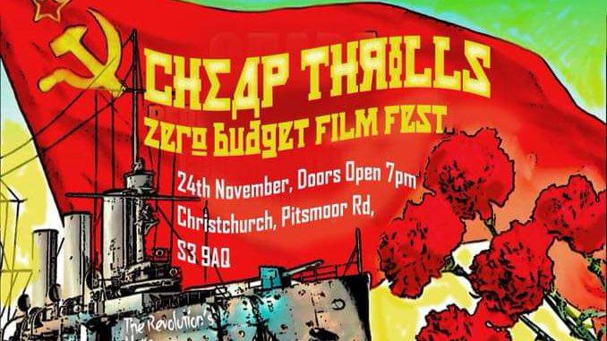 Cheap Thrills 24th Novermber 2918