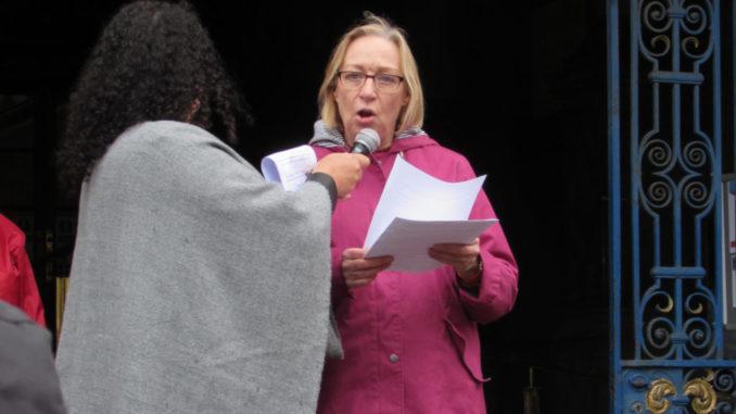 MP Gill Furniss.