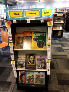 Black History Month library books
