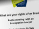 Rights after Brexit meeting