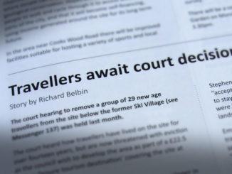 Travellers await court decision.