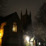 View outside of Christ Church Pitsmoor