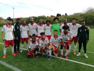 Burngreave FC team photo