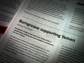 Burngreave supporting Yemen