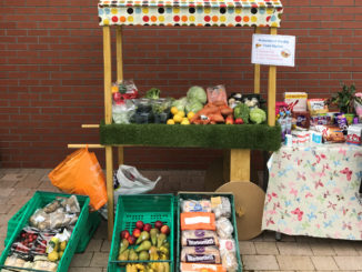 Market Stall. Photo by Leigh Singleton
