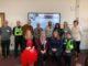 School Team Photograph with Lord Mayor