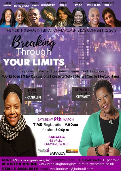 Sadacca international women's day