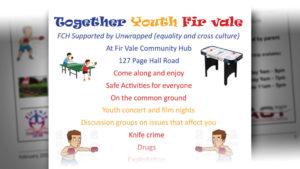 Together Youth Fir Vale @ Fir Vale Community Hub