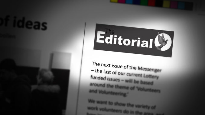 Messenger editorial