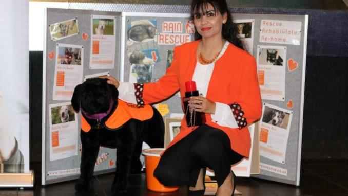 Celebrating volunteers - Asmaa Chaudhry