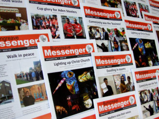 Burngreave Messengers display