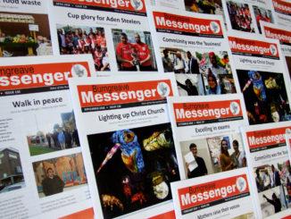 Burngreave Messengers display