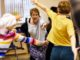 Dance to Health - Liz, Clare and dance artist Lucy