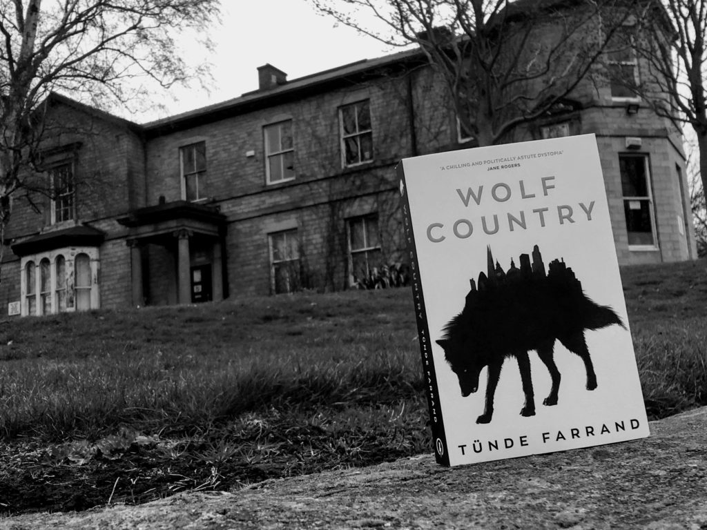 Wolf Country - by Tunde Farrand