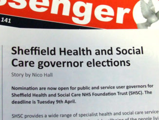 Health and Social Care governor elections