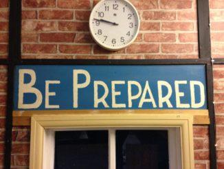 DibDabDob Be Prepared - Steve Poole
