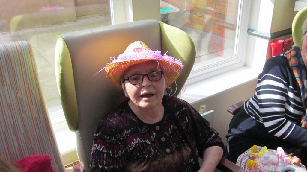 Easter Bonnets Resident Photo 2