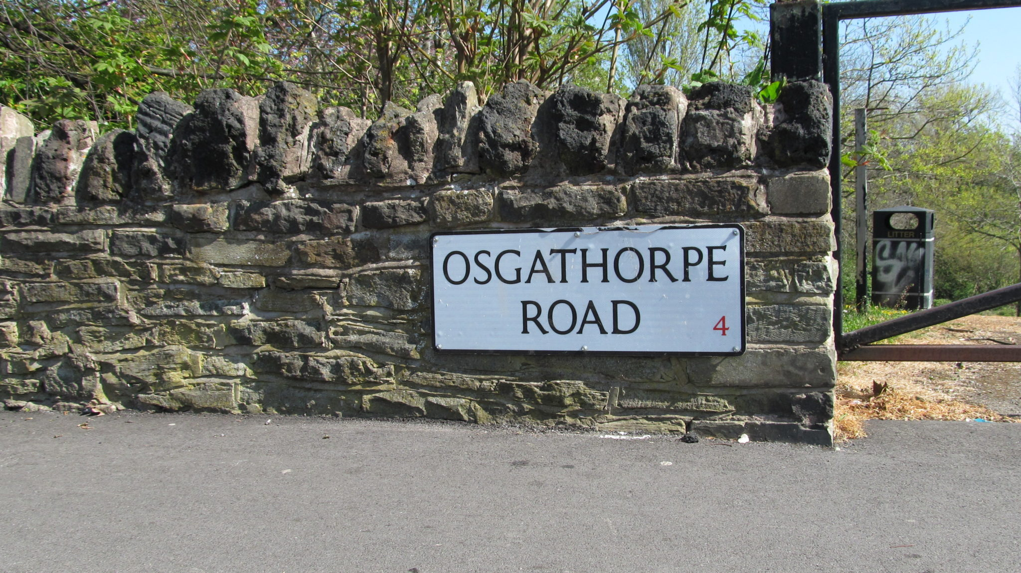 Osgathorpe Road