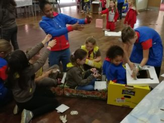 St Catherines Girlguiding Birthday 1